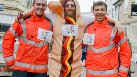 Its spuds at the ready as the Ely Potato Race will be making a return to the city next month. Pictur
