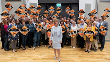 Pippa Heylings has been selected by the Lib Dems to fight the SE Cambs consttiuency at the next gene