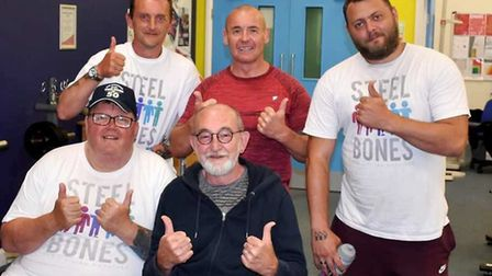 A charity that helps amputees across Cambridgeshire has launched its own fitness club. Steel Bones h