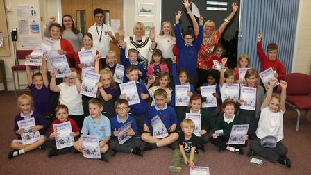 According to organisers, a record number of children signed up to this year's Summer Reading Challen