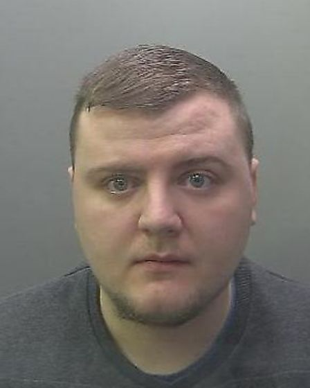 Sex offender Jack Smith of Bretton (pictured) has been jailed after catfishing women online in order
