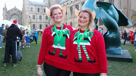 Half of the available spaces for the Ely Festive 5k run have already been snapped up. Picture: Suppl