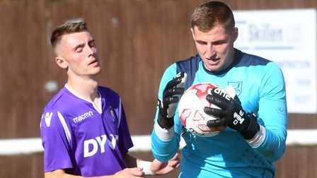 Harry Reynolds scored and made two saves during Ely City's penalty shoot-out success in the Thurlow