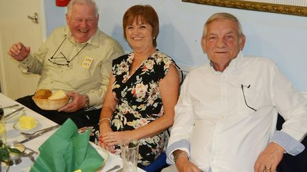 Guests gathered at the Needham's Association at their 30th annual dinner. Picture: MIKE ROUSE