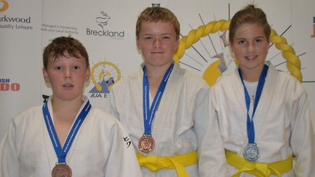 Success for schools at Eastern Area Schools Judo Championship 2019. The competition was held at Litt