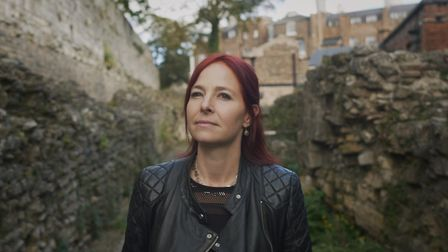 Alice Roberts brings her Digging into Britains Past show to Cambridge Corn Exchange. Picture: suppli