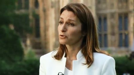 MP Lucy Frazer under fire on social media over an email she sent defending the Prime Minister's deci