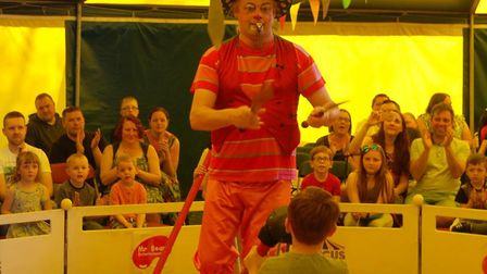 Circus Petite are back on tour in Cambridgeshire and will be visiting Littleport next week. They wil