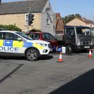 Reader letter from Doug Kendall regarding the accident on Stonald Road in Whittlesey this morning (S