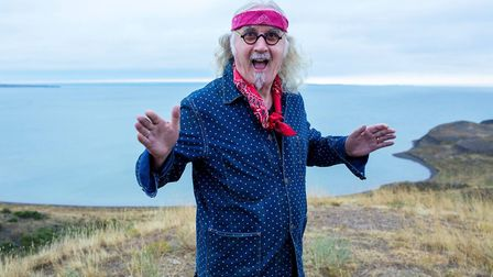 Film documenting Scottish comedian Billy Connollys final tour to be screened at Princess Theatre in