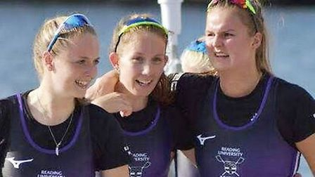 Three members of the Isle of Ely Rowing Club (IOERC) brought home gold medals after taking part in t
