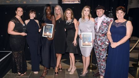 Ely Standard East Cambridgeshire Business Awards 2019 Medium Business of the Year winner and finalis