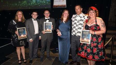 Ely Standard East Cambridgeshire Business Awards 2019 Family Business of the Year winner and finalis