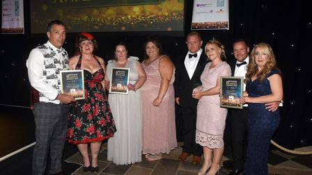 Ely Standard East Cambridgeshire Business Awards 2019 New Business of the Year winners and finalists