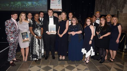 Ely Standard East Cambridgeshire Business Awards 2019 Business Growth Award Winners and Finalist