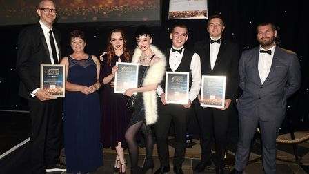 Ely Standard East Cambridgeshire Business Awards 2019Employer of the Year finalists