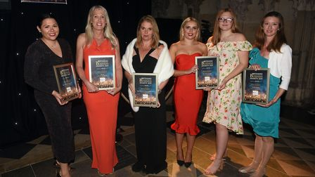 Ely Standard East Cambridgeshire Business Awards 2019 Small Business of the Year winner and finalist