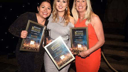 Ely Standard East Cambridgeshire Business Awards 2019Business Person of the Year Winners and Finalis