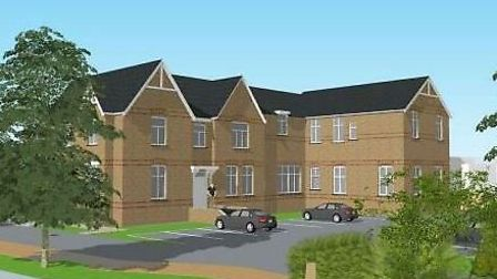 Old Fenland Junction to become 9 flats if plans are approved for this Station Road, March, site. Pic
