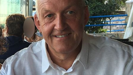 Dunmow grandfather Steve Lord, who died as a result of careless driving by Daniel Tilley. Picture: C