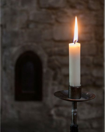 Ely Photographic Club holds first image competition of the season: Candle Light by Shirley Eastwood