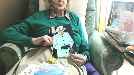 Littleport's oldest woman, Elsie Alice Flack, celebrated her 106th birthday this week. She is a resi