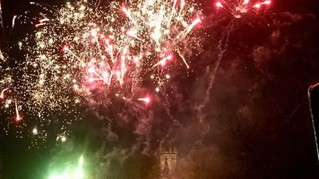 Ely Fireworks returns to Cherry Hill in November - here's everything you need to know. Picture: CLAR