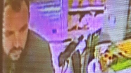 Do you know this man? East Cambs Police are looking to speak to him in connection with two shoplifti