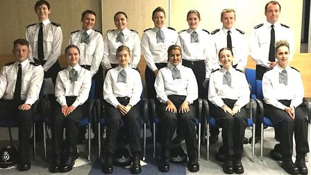 The latest team of specials constables at Cambridgeshire Police have graduated and joined the force.