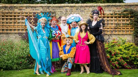 KD Theatre Productions' Christmas pantomime returns to The Maltings in Ely this winter - and we have