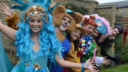 Meet the characters of Dick Whittington as KD Theatre launch their Christmas pantomime at Poets Hous