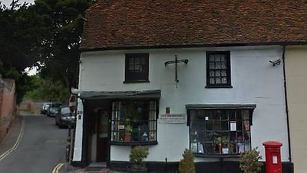 India Villa, in Watling Street, Thaxted. Picture: GOOGLE