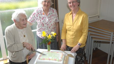 Dunmow Disabled Club celebrated its 60th anniversary in 2014 and will keep going for another year.