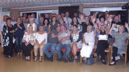 The 1979 class of Hereward Comprehensive School met for the first time in March since the late 90s.
