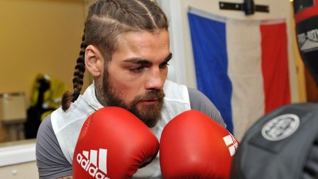 Sporting stars past and present will be special guests at Haddenham & Ely Amateur Boxing Club. Tyler