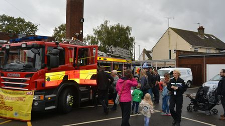 Almost 1,000 people came out for Ely Police Station's open day on Sunday, October 6. But today's new