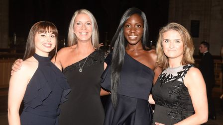 It was a full house in the Lady Chapel of Ely Cathedral for the 2019 Ely Standard Business awards an