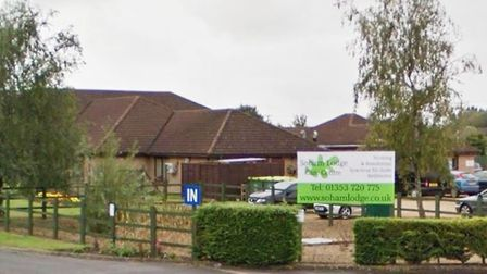 Up to 185 jobs are projected if planners give permission for developing Soham Lodge on the A142. Pic