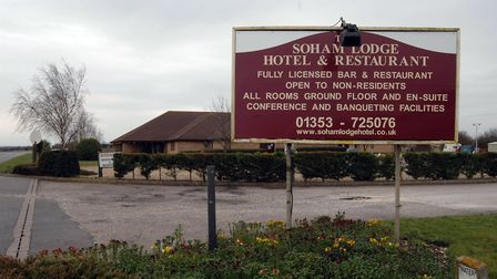 Up to 185 jobs are projected if planners give permission for developing Soham Lodge on the A142. He