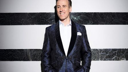 Strictly Come Dancing star Anton Du Beke will be waltzing into Ely on Sunday October 20.. Picture: T