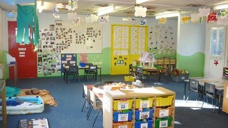 Haddenham Pre-School, in Chewells Lane, was classed as outstanding by Ofsted for their quality of ed