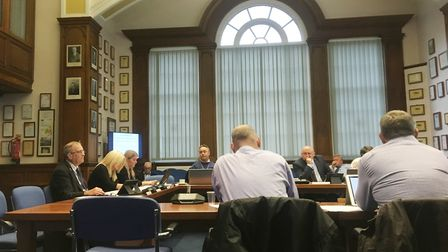 Affordable housing system in Fenland is 'broken' say council bosses at FDC scruntiny meeting. Pictur