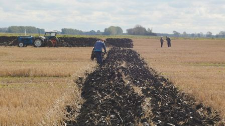 It was a joyous occasion to highlight all that is great about the Fens – and even the rain didn't da