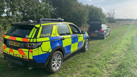 The BMW pursuit. Cambridgeshire Police Chief Constable Nick Dean spent a day on the frontline and jo