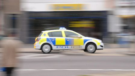 Arrests have been made following a 100mph car chase in Peterborough earlier this morning (November 5