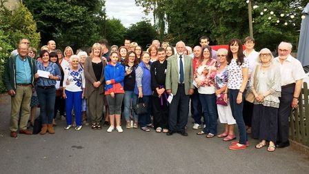 A total of £6,500 was raised at the annual Soham Carnival this year and all proceeds will go to scho