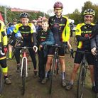 Off-road racing for Ely & District Cycling Club riders. Veteran and junior cyclocross racers at the