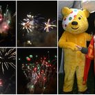 The annual fireworks at Cherry Hill in Ely on Saturday, November 2 were a huge success according to