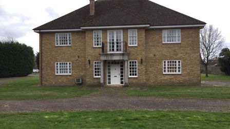 The home of former mayor Patsy Brewin could be demolished to make way for up to 41 flats. Picture: A