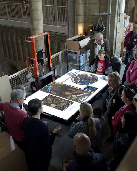 The Stained Glass Museum in Ely has won a top prize at the Museums in Cambridgeshire Awards ceremony